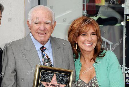 Judge Joe Wapner and Judge Marilyn Milian