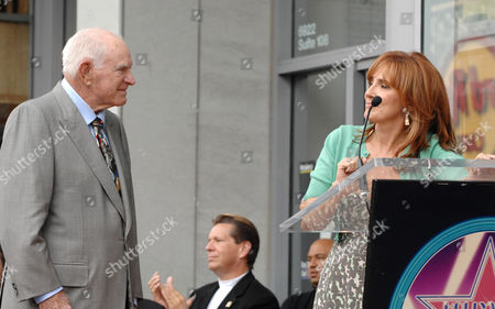 Editorial picture of Judge Joe Wapner Honored With A Star On Hollywood Walk Of Fame, Los Angeles, America - 12 Nov 2009