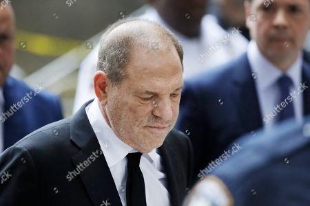 Editorial picture of Sexual Misconduct Weinstein, New York, USA - 26 Aug 2019