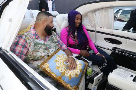 DJ Khaled and Kash Doll