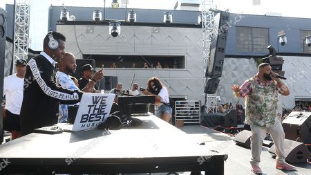 DJ Nasty and DJ Khaled