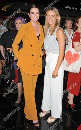 Margaret Clunie and Jessica Webber