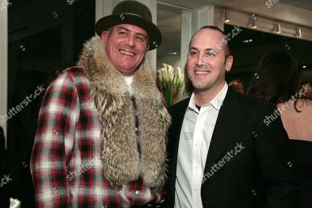Ray Azoulay and Frank Zambrelli
