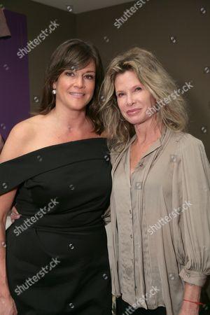 Stock Image of Joyce Ostin and Dana Davis