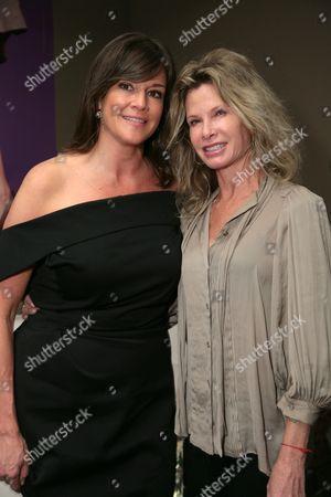 Stock Picture of Joyce Ostin and Dana Davis