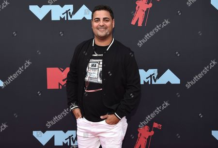 Editorial photo of 2019 MTV Video Music Awards - Arrivals, Newark, USA - 26 Aug 2019