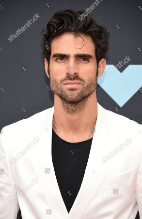 Juan Betancourt arrives at the MTV Video Music Awards at the Prudential Center, in Newark, N.J