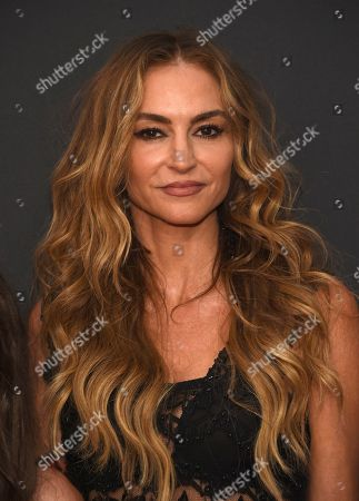 Drea de Matteo arrives at the MTV Video Music Awards at the Prudential Center, in Newark, N.J