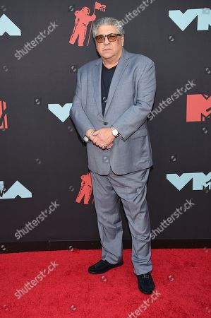 Stock Photo of Vincent Pastore arrives at the MTV Video Music Awards at the Prudential Center, in Newark, N.J