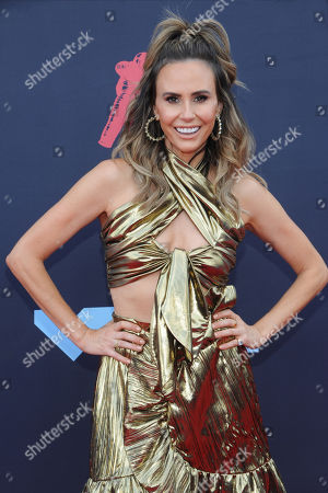 Keltie Knight arrives on the red carpet for the 2019 MTV Video Music Awards at Prudential Center in Newark, New Jersey, USA, 26 August 2019