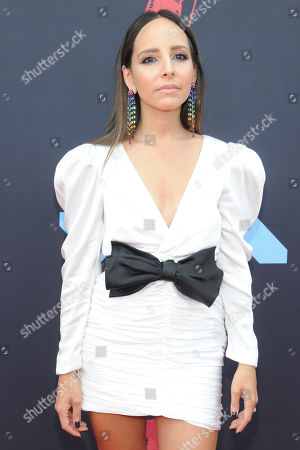 Lilliana Vazquez arrives on the red carpet for the 2019 MTV Video Music Awards at Prudential Center in Newark, New Jersey, USA, 26 August 2019
