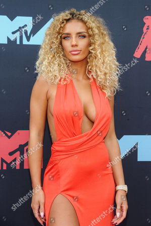 Editorial picture of 2019 MTV Video Music Awards in Newark, USA - 26 Aug 2019