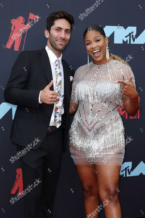 Editorial picture of MTV VMAs 2019 - Red Carpet Arrivals, New Jersey, USA - 26 Aug 2019