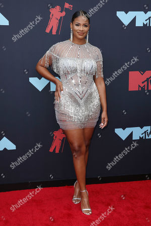 Editorial photo of MTV VMAs 2019 - Red Carpet Arrivals, New Jersey, USA - 26 Aug 2019