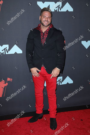 Stock Image of Ronnie Ortiz-Magro