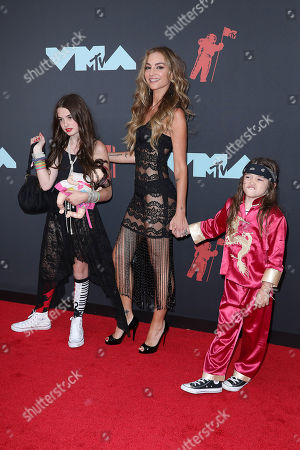 Editorial image of MTV VMAs 2019 - Red Carpet Arrivals, New Jersey, USA - 26 Aug 2019