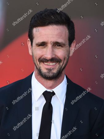 """James Ransone arrives at the Los Angeles premiere of """"It: Chapter 2"""" at the Regency Village Theatre on"""