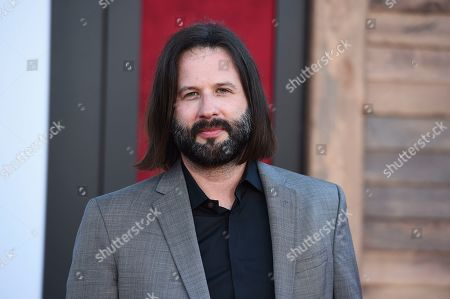 """Gary Dauberman arrives at the Los Angeles premiere of """"It: Chapter 2"""" at the Regency Village Theatre on"""