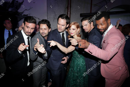 Editorial image of New Line Cinema Presents the World Premiere of 'IT Chapter Two' at Regency Village Theatre, Los Angeles, USA - 26 Aug 2019