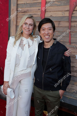 Barbara Muschietti, Producer, Dan Lin, Producer,