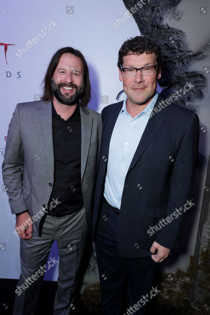 Gary Dauberman, Writer, Richard Brener, President & Chief Creative Officer, New Line Cinema,
