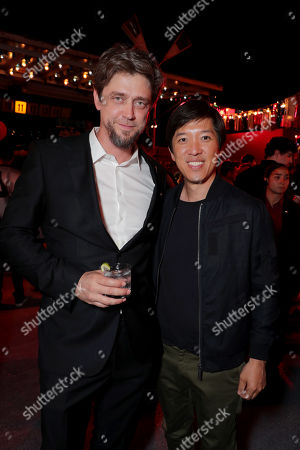 Andy Muschietti, Director, Dan Lin, Producer,
