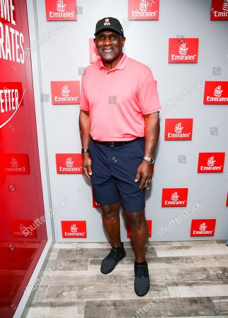 Editorial photo of US Open Tennis Championships, Emirates Suites, Day 1, USTA National Tennis Center, Flushing Meadows, New York, USA - 26 Aug 2019