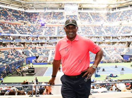 Editorial picture of US Open Tennis Championships, Emirates Suites, Day 1, USTA National Tennis Center, Flushing Meadows, New York, USA - 26 Aug 2019