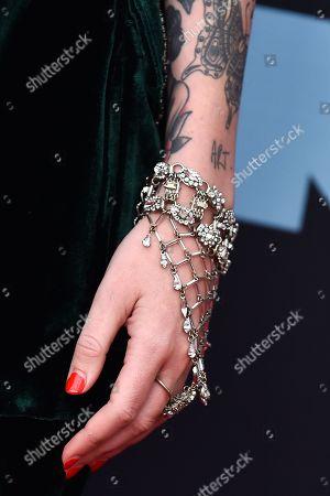 Sarah Grace McLaughlin, jewelry detail