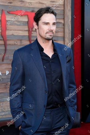 Stock Picture of Jay Ryan arriving for the world premiere of Warner Bros. Pictures' It Chapter Two at the Regency Village Theater in Westwood, Los Angeles, California, USA 26 August 2019. The movie opens in the US 06 September 2019.