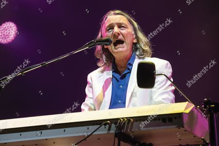 London United Kingdom - June 17: English Rock Musician Roger Hodgson Performing Live On Stage During Stone Free Festival At The O2 Arena In London On June 17
