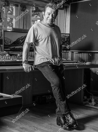 Stock Photo of Jeff Wayne