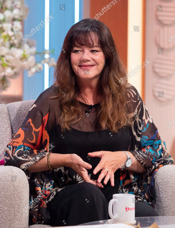 Stock Picture of Josie Lawrence