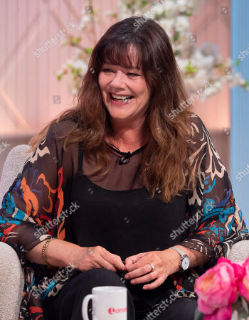 Editorial photo of 'Lorraine' TV show, London, UK - 27 Aug 2019