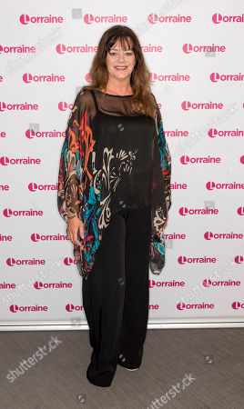Editorial image of 'Lorraine' TV show, London, UK - 27 Aug 2019