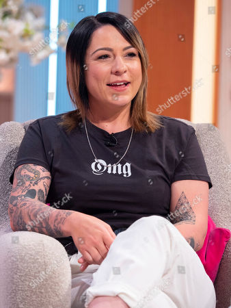 Editorial picture of 'Lorraine' TV show, London, UK - 27 Aug 2019
