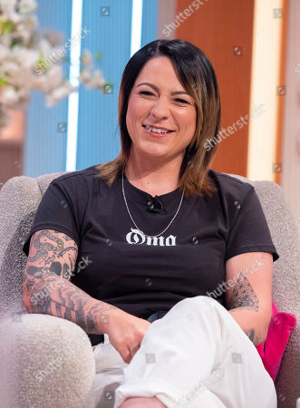 Stock Picture of Lucy Spraggan