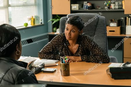 Emayatzy Corinealdi as Vanessa Robinson