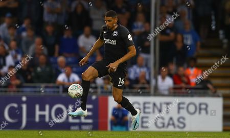 Editorial picture of Bristol Rovers v Brighton and Hove Albion, EFL Carabao Cup, Second Round, Football, Memorial Stadium, UK - 27 Aug 2019
