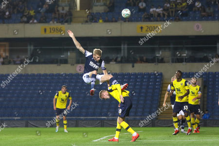 Editorial image of Oxford United v Millwall, EFL Carabao Cup, Second Round, Football, Bramall Lane, UK - 27 Aug 2019