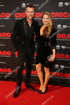 Editorial image of 'Chicago' musical opening night, The Capitol Theatre, Sydney, Australia - 27 Aug 2019