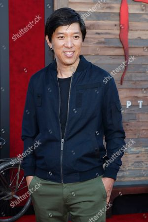 Stock Picture of Dan Lin arrives for the world premiere of the Warner Bros. Pictures 'It - Chapter Two' at the Regency Village Theater in Westwood, Los Angeles, California, USA, late 26 August 2019 (issued 27 August 2019). The movie will be shown in the US from 06 September 2019.