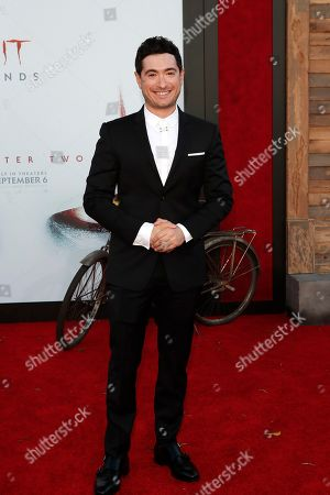Jason Fuchs arrives for the world premiere of the Warner Bros. Pictures 'It - Chapter Two' at the Regency Village Theater in Westwood, Los Angeles, California, USA, late 26 August 2019 (issued 27 August 2019). The movie will be shown in the US from 06 September 2019.