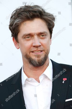 Argentinian director Andy Muschietti (L) arrives for the world premiere of the Warner Bros. Pictures 'It - Chapter Two' at the Regency Village Theater in Westwood, Los Angeles, California, USA, late 26 August 2019 (issued 27 August 2019). The movie will be shown in the US from 06 September 2019.