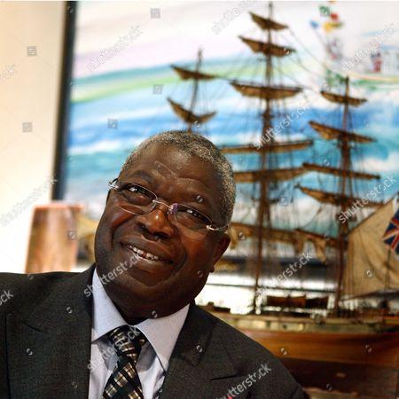 Stock Picture of Kofi Yamgnane