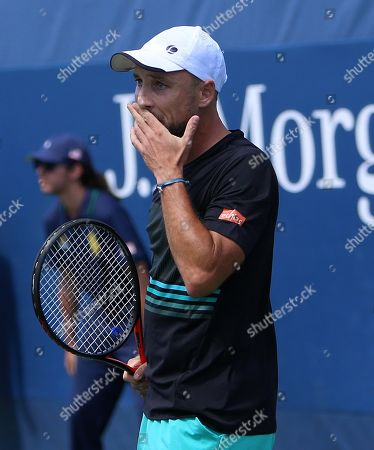 Editorial image of US Open Tennis Championships, Day 1, USTA National Tennis Center, Flushing Meadows, New York, USA - 26 Aug 2019
