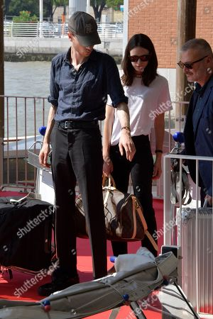 Editorial image of Arrivals, Day 1, 76th Venice Film Festival, Italy - 27 Aug 2019