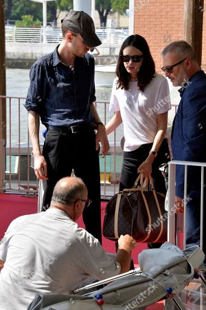 Editorial picture of Arrivals, Day 1, 76th Venice Film Festival, Italy - 27 Aug 2019