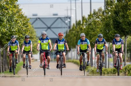 Editorial picture of Launch Of AXA Community Bike Rides  - 27 Aug 2019