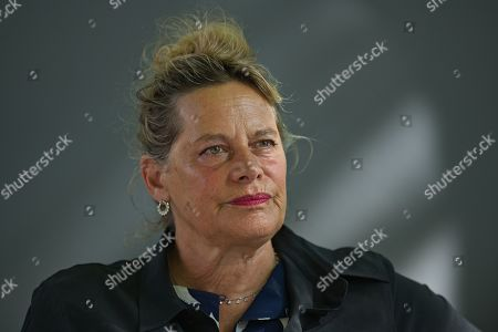 Stock Photo of Deborah Levy (Booker Prize Long List)